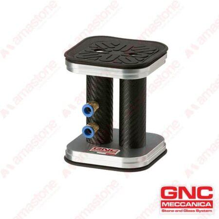 GNC - Ventosa quadrata 100x100 mm