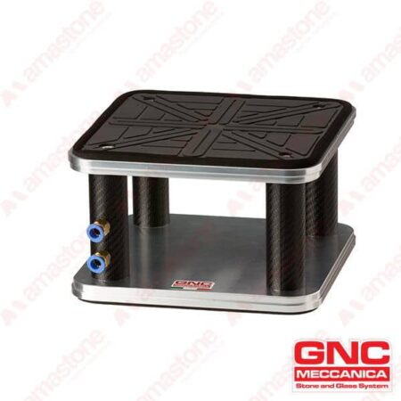 GNC - Ventosa quadrata 200x200 mm
