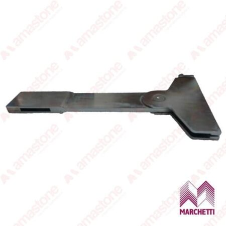 Complete rear tie-rod - marble 15 mm cut (1)