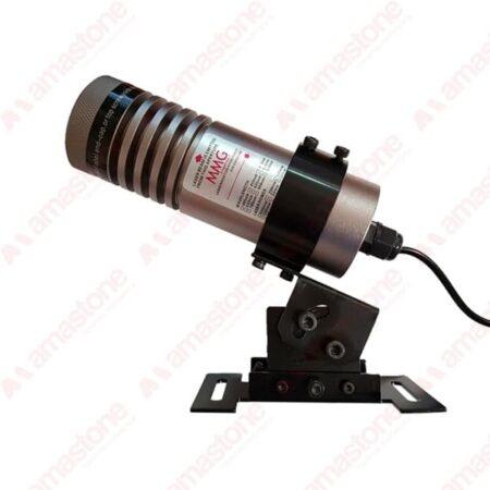 Laser lineare rosso segnataglio con supporto