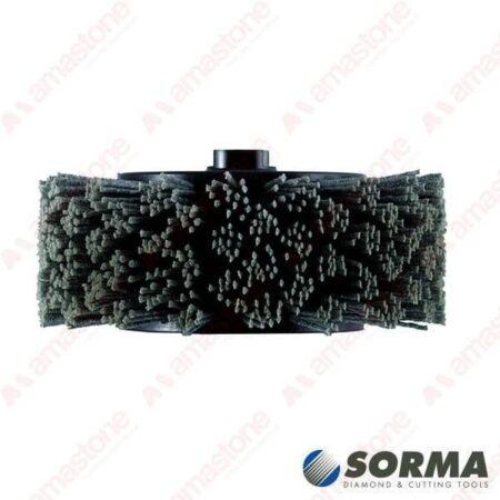 Spazzola tipo R13 - Ø130 mm