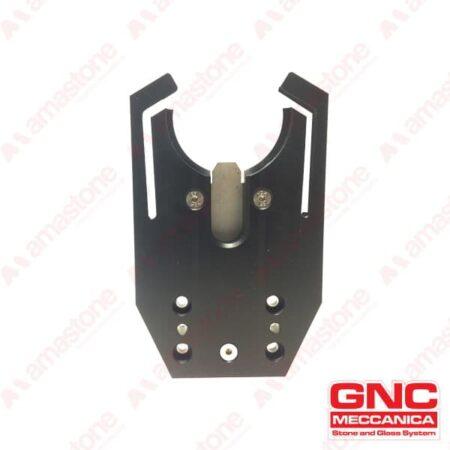 GNC - Manina cono portautensile Intermac ISO 40 - Piastra rinforzata