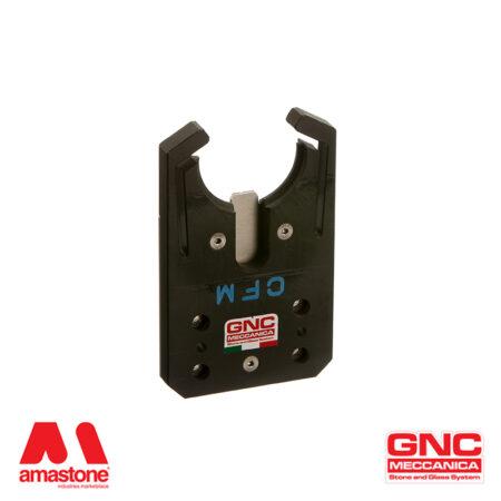Manina cono portautensile CFM/Breton ISO 40 - GNC
