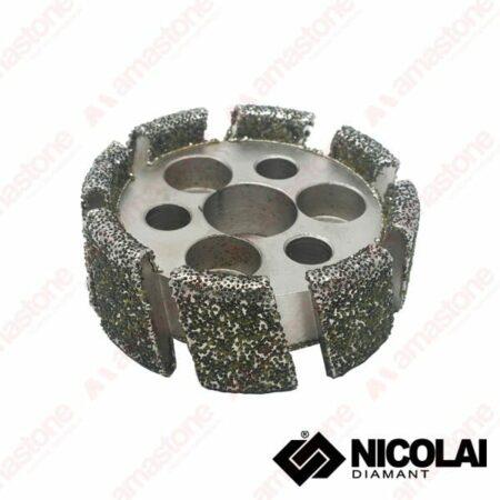 Nicolai – Mola da ribasso elettrodeposta diametro piccolo - Marmo