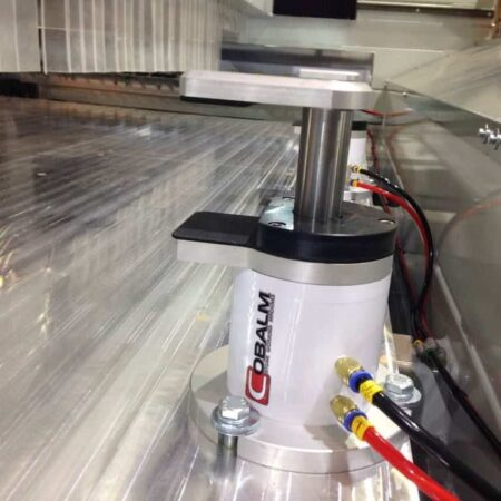 Amastone - Pinza meccanica per CNC