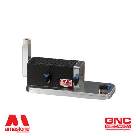 Battuta di riscontro pneumatico (accostatore) - corsa 48 mm - GNC