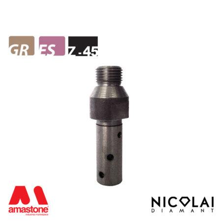 Mola da profilo 20 – Forma Z45 - Nicolai