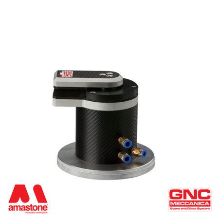 Pinza pneumatica rotativa corsa 60 mm - GNC