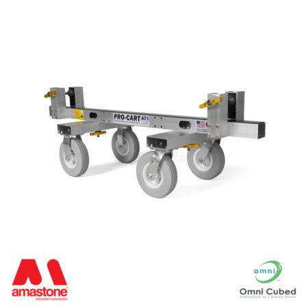 carrello porta lastre Pro cart at1 - omni cubed