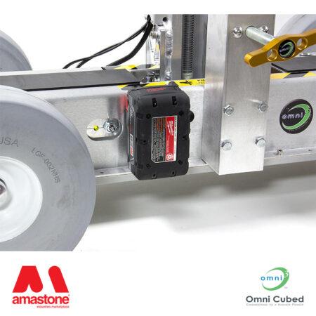 Carrello Porta Lastre Ad Alzata Elettrica Pro Lift Automatic Omni Cubed (3)
