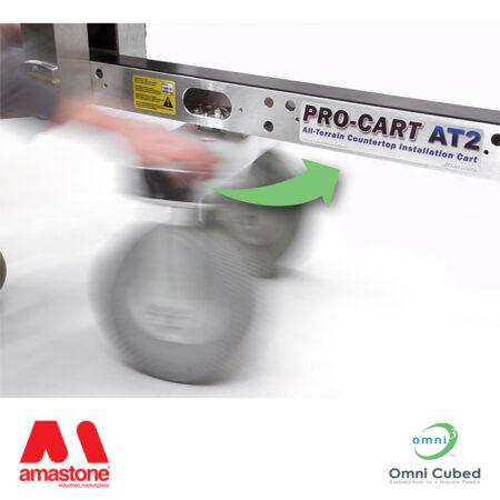 carrello porta lastre pro cart at2 - 0mni cubed