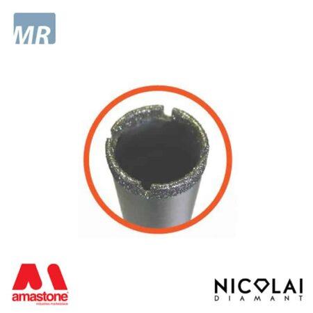 Foretto elettrodeposto - Marmo - Nicolai