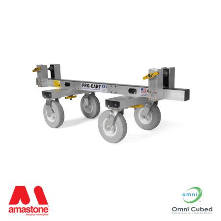 kit salvaspazio per carrello pro cart at1 - omni cubed