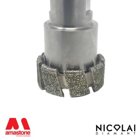 Mola da ribasso elettrodeposta - Marmo - Nicolai