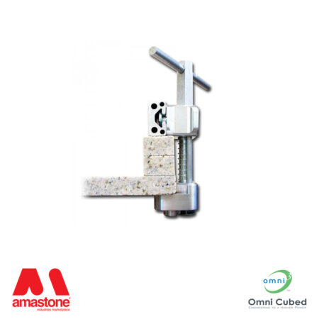 sistema morsetti di incollaggio su binario lam-clamp - omni cubed