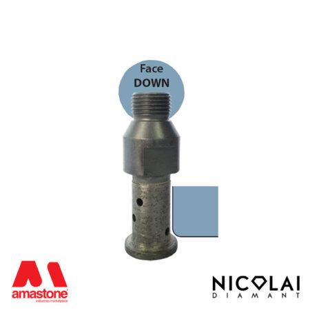 Mola da profilo 20 – Forma A40 R3 (Faccia sotto) - Nicolai