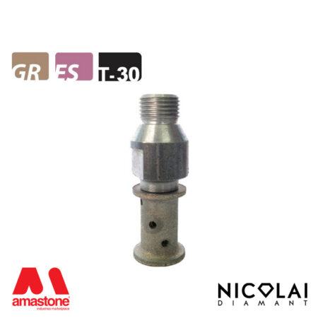 Mola da profilo 20 – Forma T30 R3 - Nicolai
