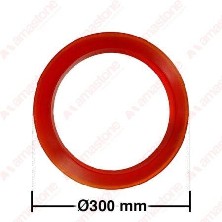 Anello in resina per volanetto Ø 300 mm - Monofilo Pellegrini