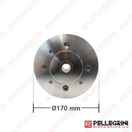 Pellegrini - Volanetto in alluminio Ø170 mm per monofilo