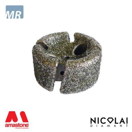 Mola da ribasso elettrodeposta concava - Marmo - Nicolai