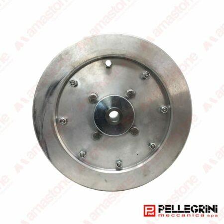 Pellegrini - Volanetto in alluminio Ø300 mm per monofilo