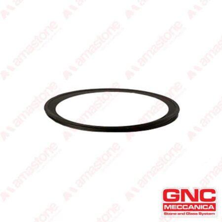 GNC - Guarnizione Labbro in gomma EPDM per ventosa rotonda