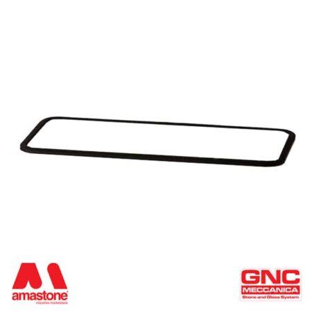Guarnizione di ricambio ventosa rettangolare - GNC