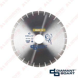 """Disco granito """"Rush B 15"""" per frese a ponte – Diamant Boart"""