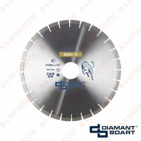 Diamant Boart - Disco granito tipo Rush B 15 per frese a ponte