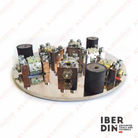 Iberdin - Piatto per bocciardatura