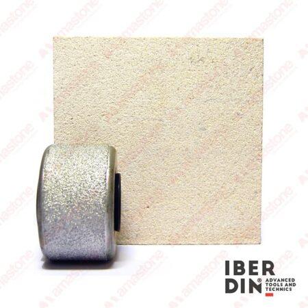 Iberdin - Rullo per sabbiatura #400