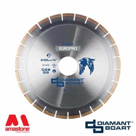 """Disco Marmo """"EuroPro Tagli veloci"""" per frese a ponte – Diamant Boart"""