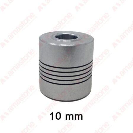 Giunto Flessibile in Alluminio da 10 mm