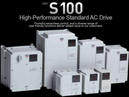Inverter S100 0,4~75kW trifase 380-480V