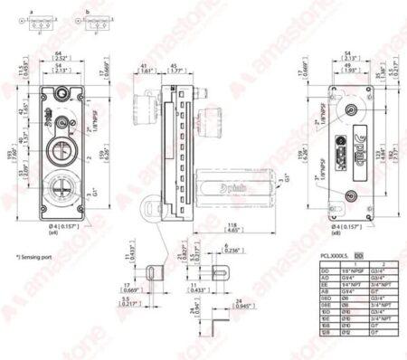 Piab – Pompa vuoto COAX PI48-3