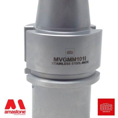 Cono portautensile ISO 40 attacco 1/2 Gas - GMM - IMS