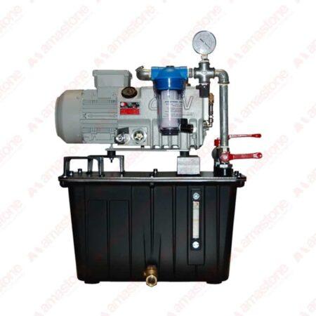 GEV - Pompa vuoto elettrica GS25/25l - 25m³/h