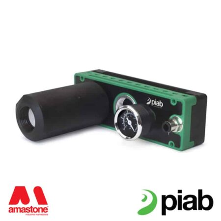 Piab – Pompa Vuoto Ad Aria Compressa Pi48 3 Max 0.9 Bar