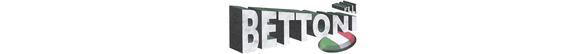 Bettoni utensili - Logo wide