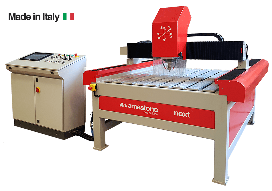 CNC Amastone Next - Made in Italy
