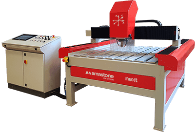 3-Axes CNC Router Amastone Next for Marble and Granite