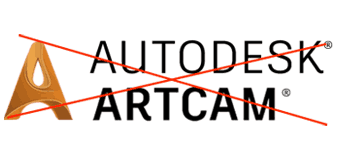 Artcam software cad-cam per cnc Non Più Disponibile