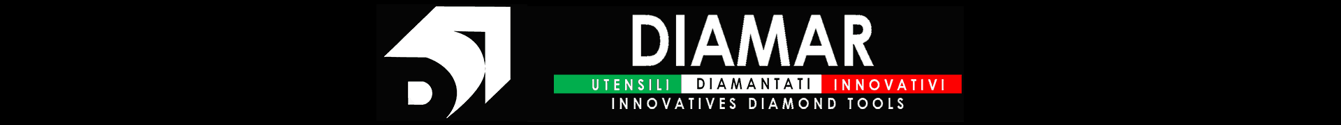 Diamar utensili elettrodeposti - Logo Wide