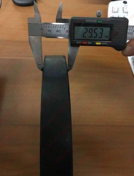 Giunto Elastico Diametro 255 mm