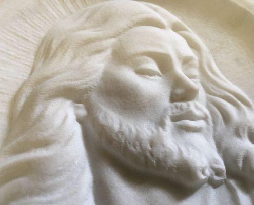 Basso Rilievo Gesù 2