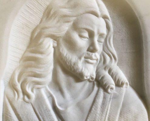 Basso Rilievo Gesù