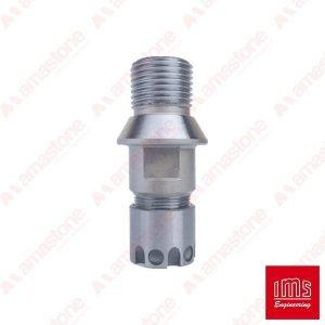 Adattatore 1/2 Gas > Pinza elastica ER16 mini – IMS