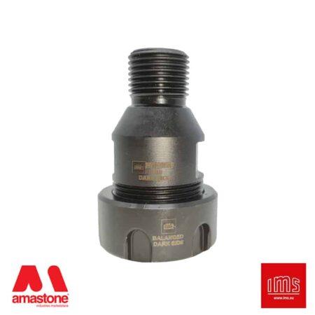 Adattatore 1/2 Gas > Pinza elastica ER25