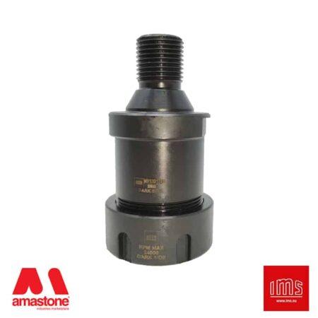 Adattatore 1/2 Gas > Pinza elastica ER32