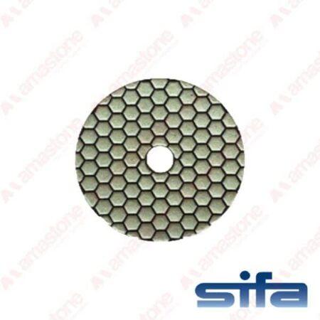 Dischetto lucidatura a secco Ninja Ø100 mm - SIFA